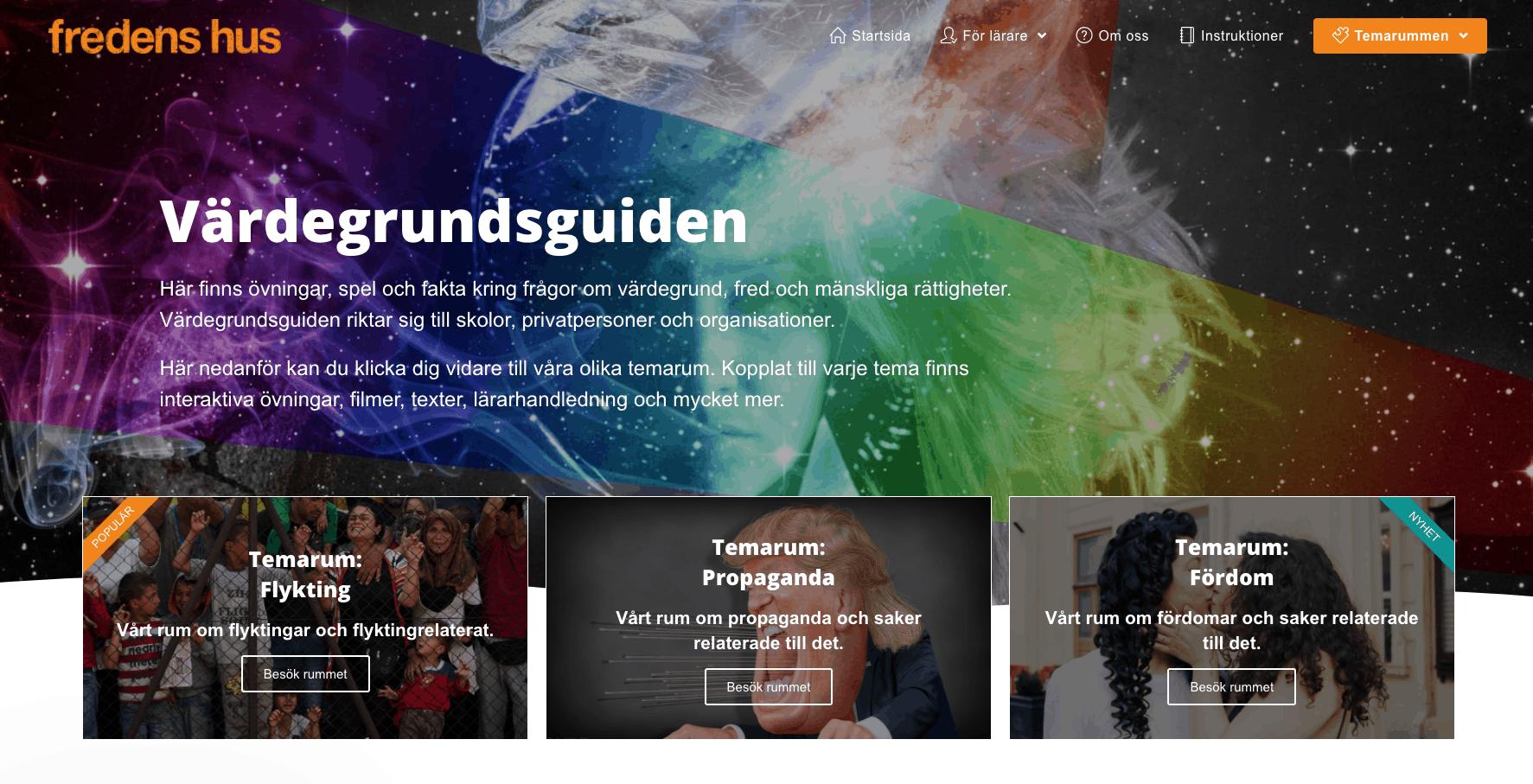 Värdegrundsguiden.se