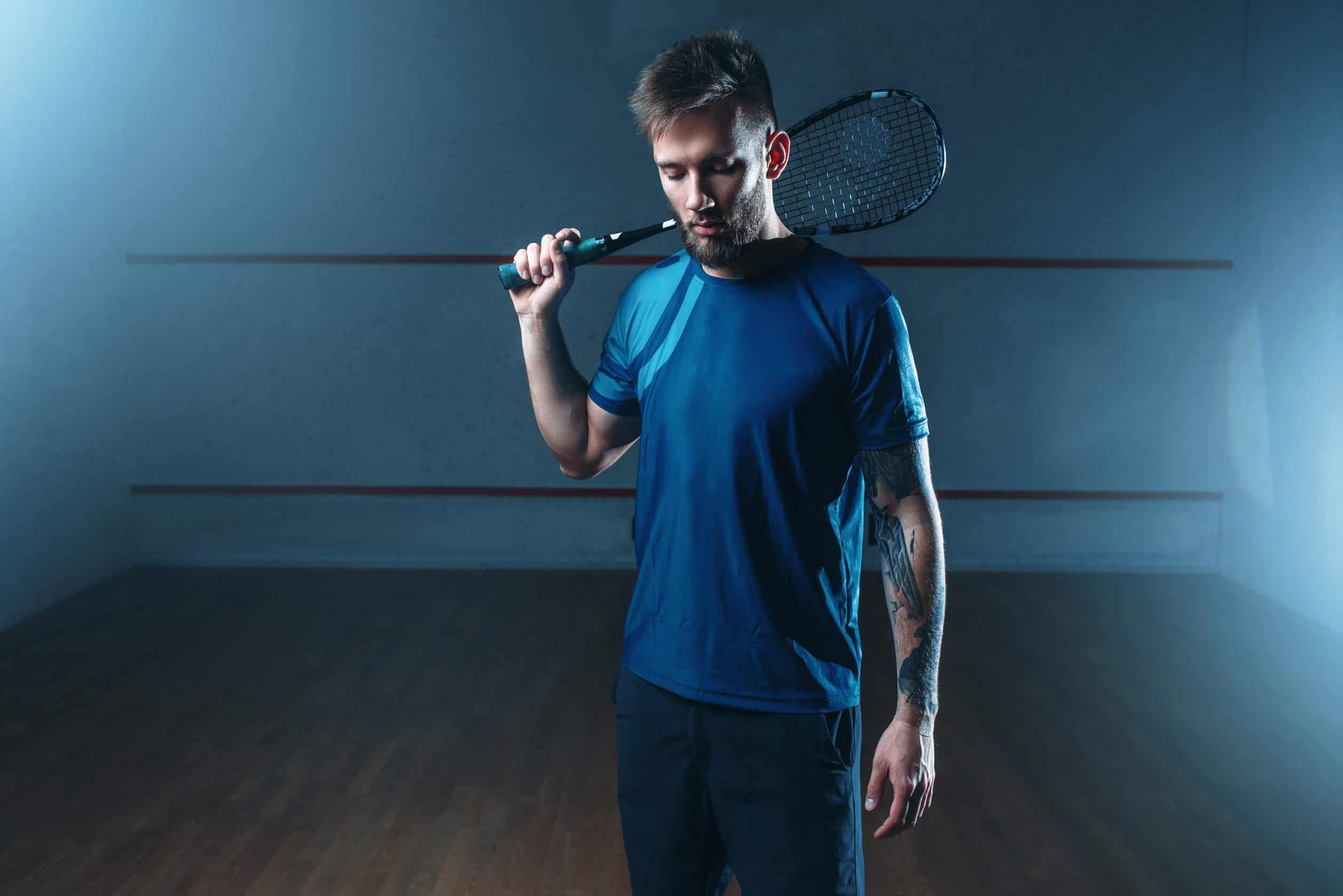 Svenska Squashförbundet väljer oss som digital partner