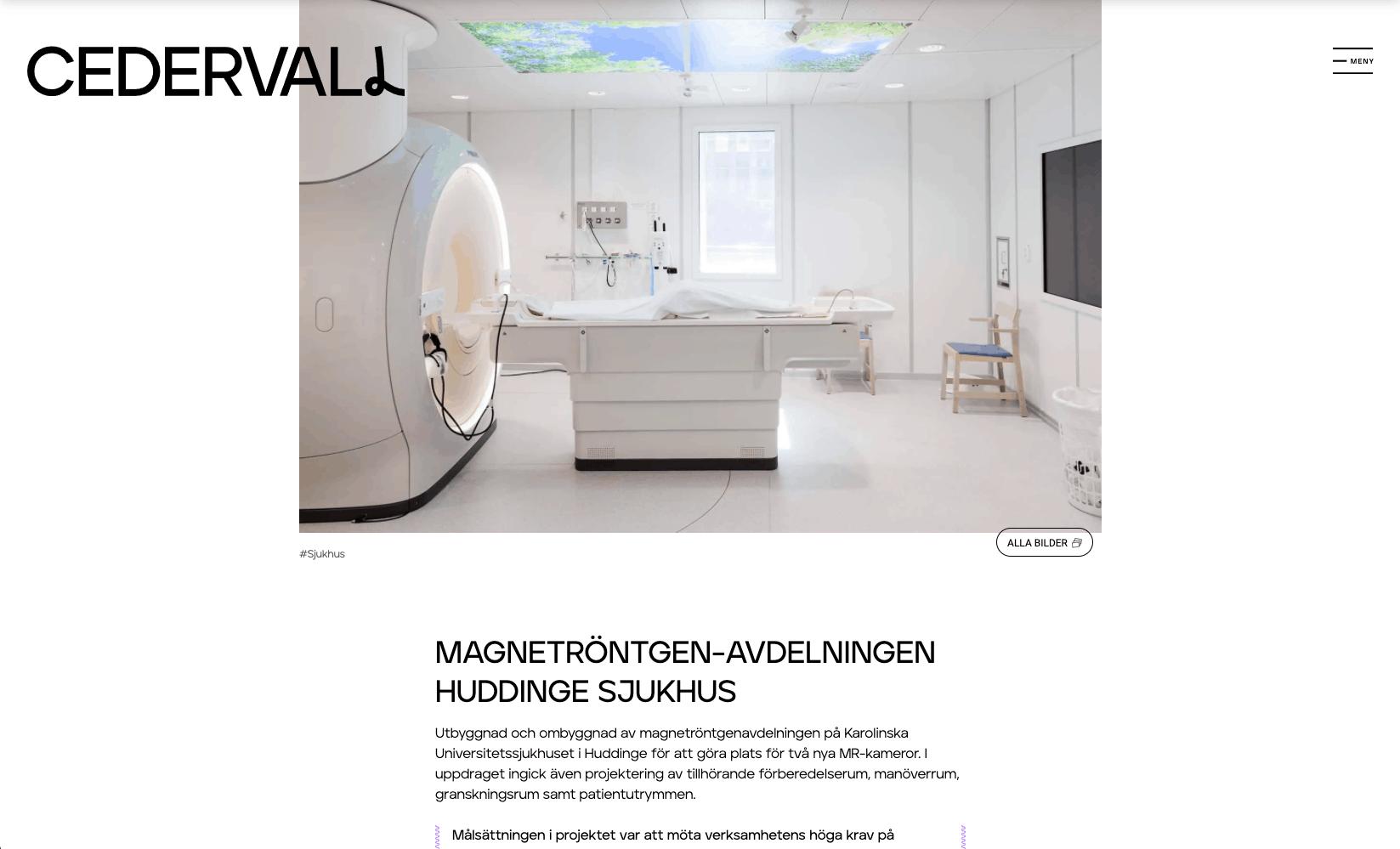 Cedervallarkitekter.se